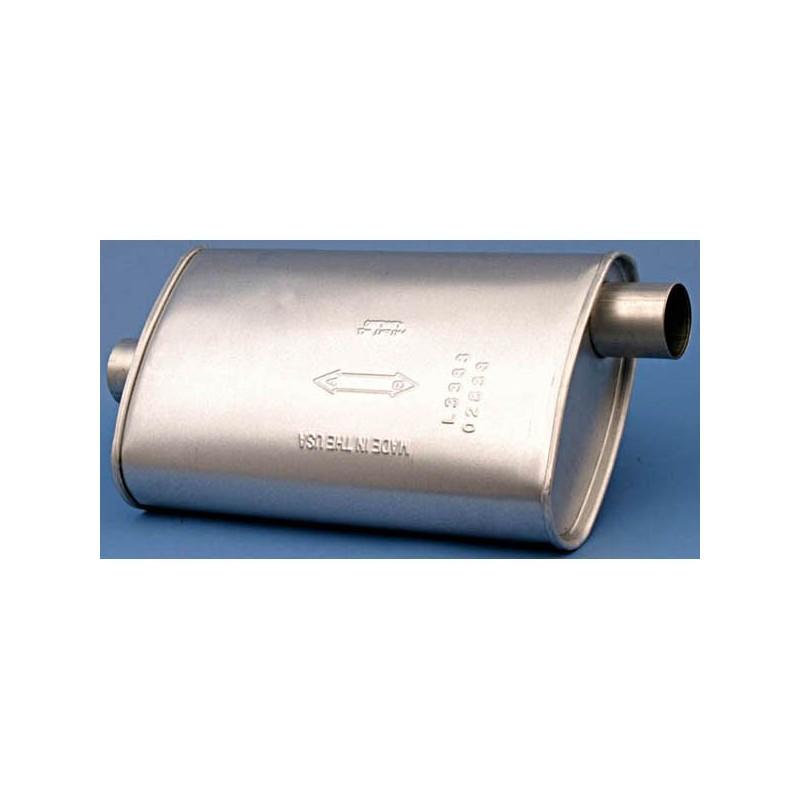 Silenziatore 87-92 Wrangler (2.5L) 91-92  (4.0L)