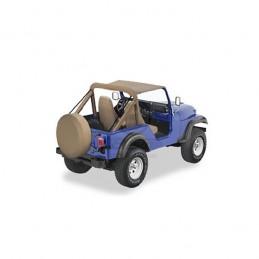 Tradizional Bikini Jeep CJ5