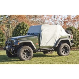 Cab Cover Jeep Wrangler JK 3 porte