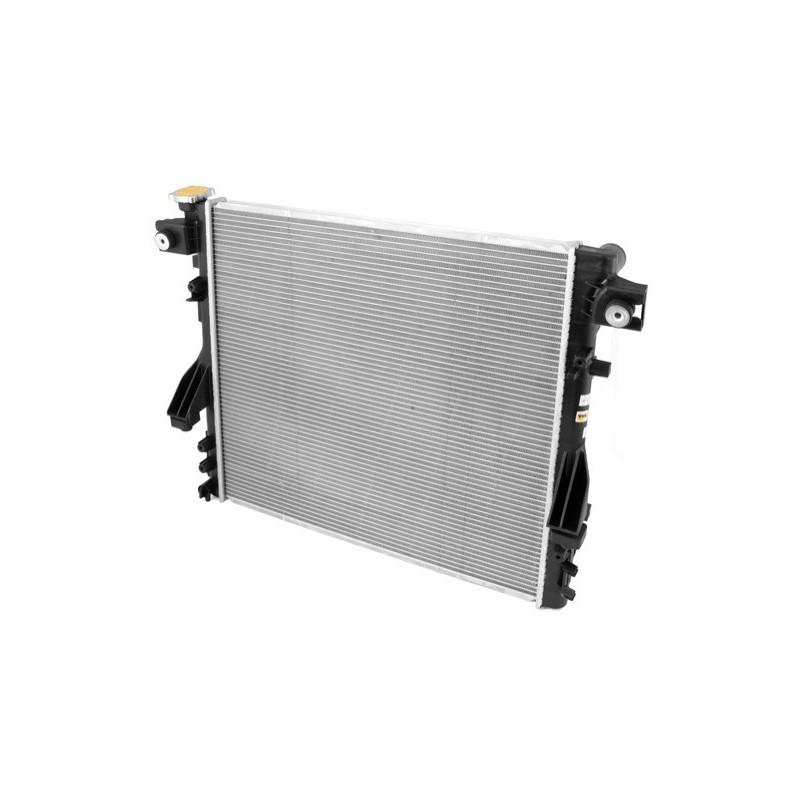 Radiatore, 3.6L  3.8L, 07-14 Jeep Wrangler (Jk)