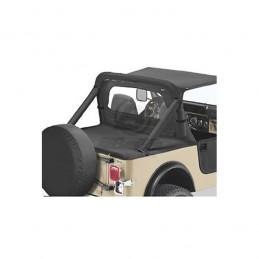 Copricassone Jeep CJ, YJ, Bestop, 80-91 Nero