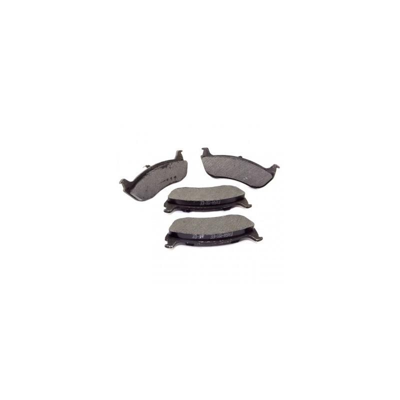 Kit pasticche dischi posteriori Wrangler TJ 03-06