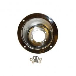 Cover rifornimento acciaio 97-06 Wrangler TJ
