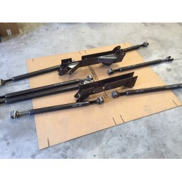 Kit Long Arm 7 Link Wrangler TJ
