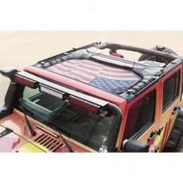Frangisole anteriore Jeep wrangler Jk  07-18