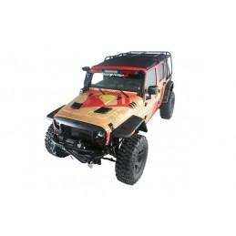 Exo-Top, 4-Door, 07-17 Jeep Wrangler JK