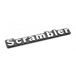 Emblema Scrambler 81-86 Jeep CJ8