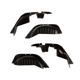 Gen 2 All-Terrain Liner Kit  Rugged Ridge Jeep Wrangler Jk 07-18