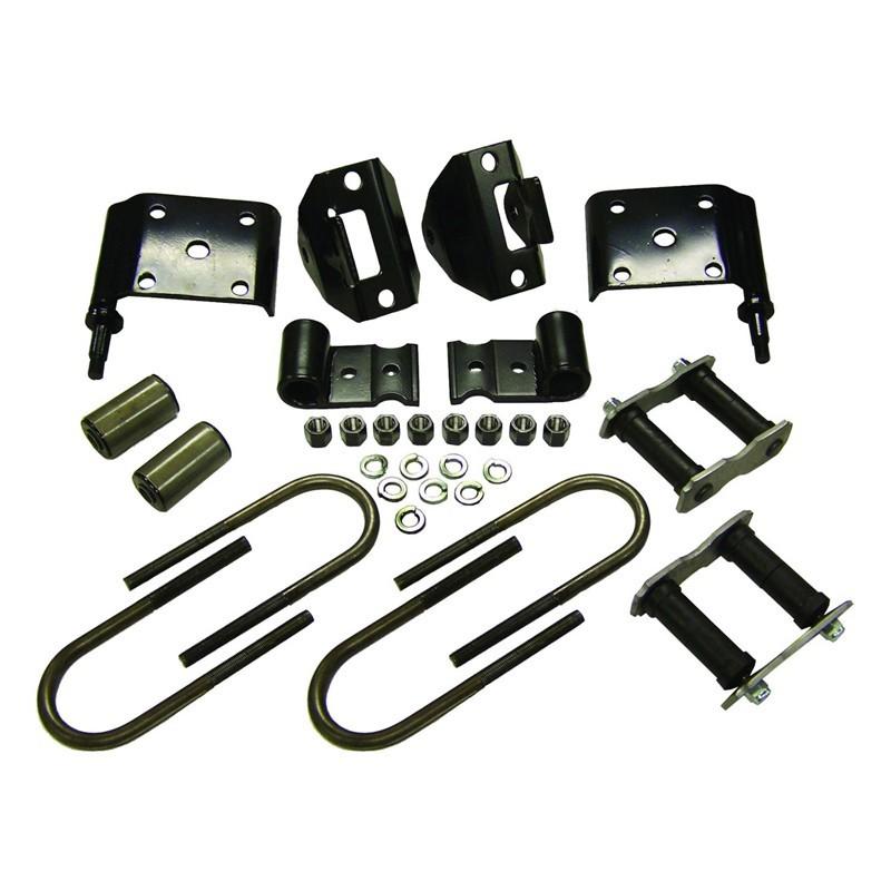 Kit completo di montaggio della molla posteriore