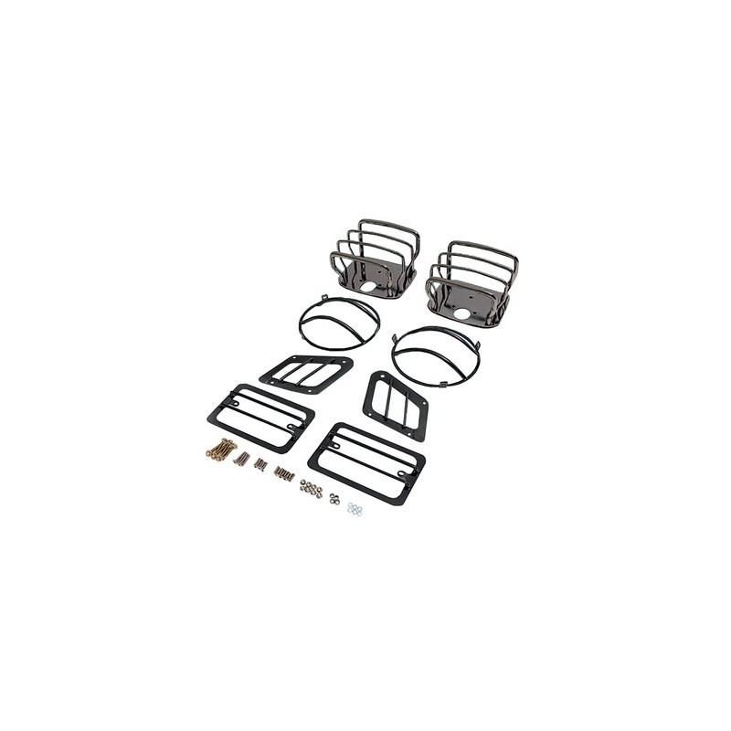 Kit Protezioni Fanali e Frecce TJ