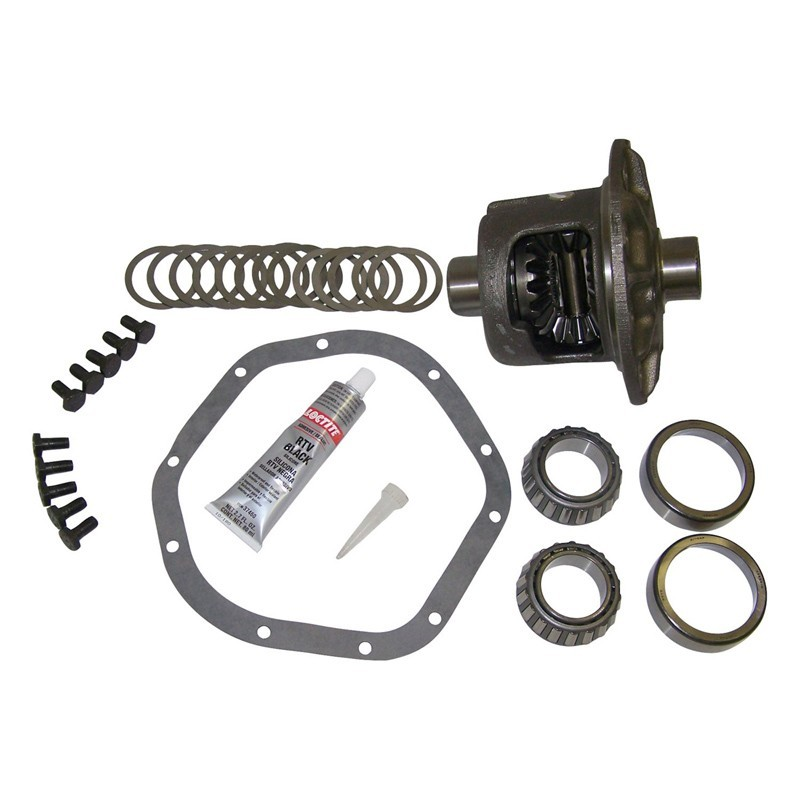 Differential Case Assembly (Trac-Lok)