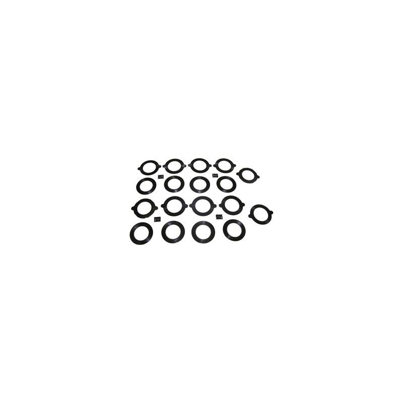 Kit dischi differenziale (bloccaggio)