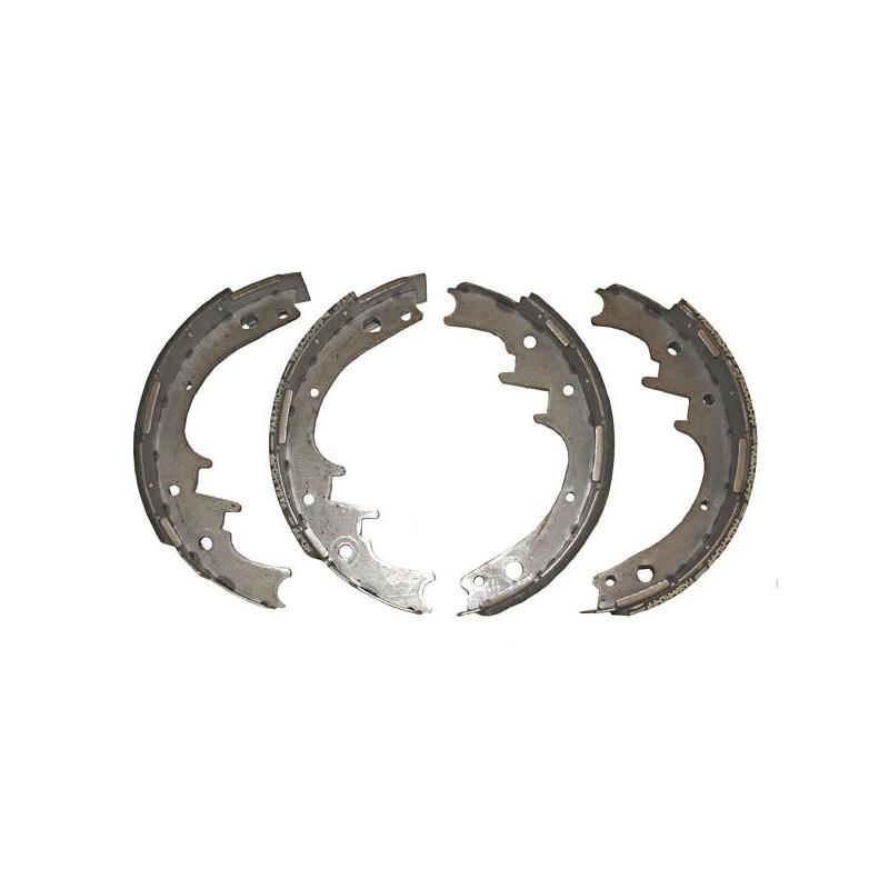 Ganasce freno posteriori, D44, 86-93 Cherokee e Wrangler