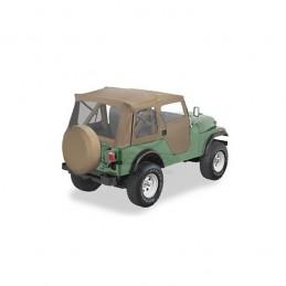 Soft-Top Jeep Cj5