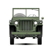 RICAMBI JEEP WILLYS