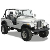 Diagrammi Jeep CJ 76-86